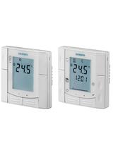Ημιεντοιχιζόμενος θερμοστάτης χώρου με LCD Siemens RDD310