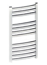 Θερμαντικά Σώματα Μπάνιου - Πετσετοκρεμάστρα Εκάτη χρώμε k-energy 600x770 mm (445 kcal) Καμπυλόγραμμη