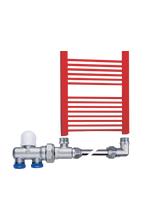 Διακόπτης Micro - Form Πετσετοκρεμάστρας Εξωτερικού Βρόγχου Brass Form 633