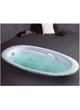 Μπανιέρα Sylvia 170x90 Sanitec